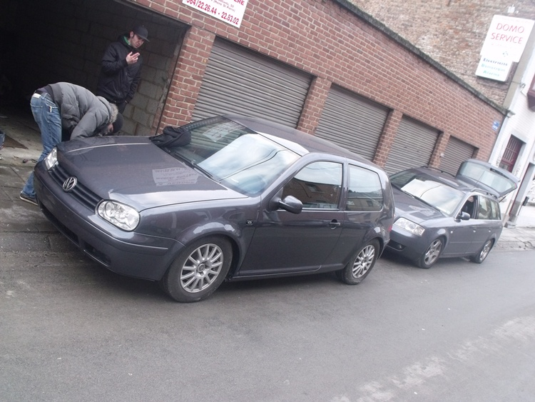 Golf iv tdi 110 de kalio jdm inside news photos garage for Garage volkswagen henin beaumont