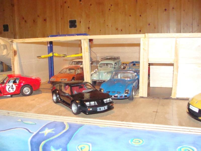 Mon garage renault au 1 18 divers autres mod lisme et for Garage renault 94