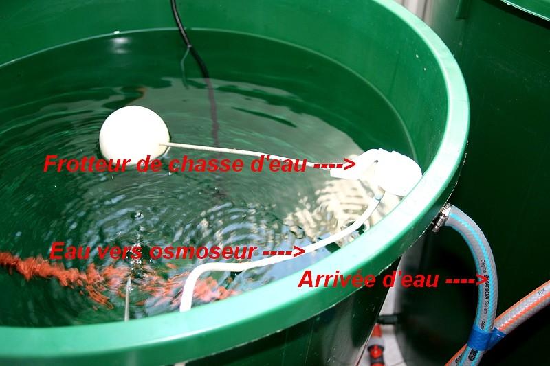Osmoseur et inondations - Fonctionnement chasse d eau ...