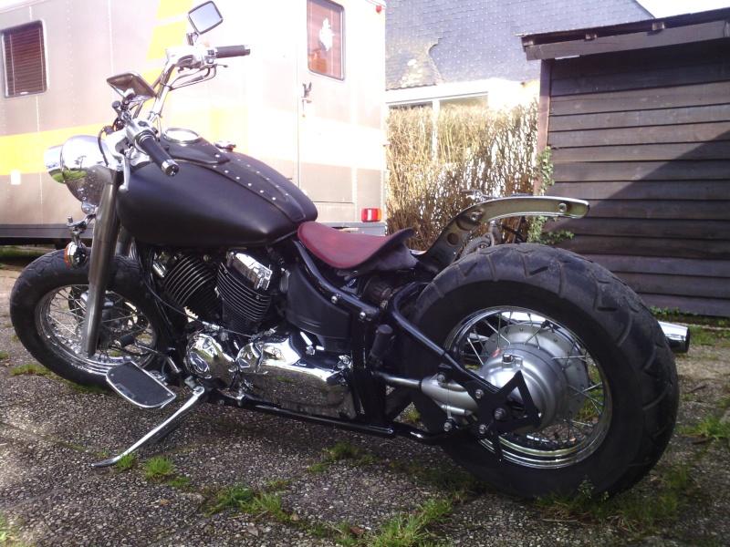 forum moto m canique moto sujet forum moto 650 dragstar classic les pots compatibles. Black Bedroom Furniture Sets. Home Design Ideas