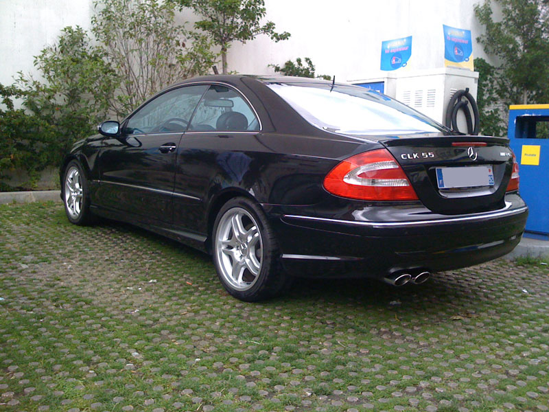 ext rieur machine mercedes clk 55 amg update en page 4 showroom page 3. Black Bedroom Furniture Sets. Home Design Ideas