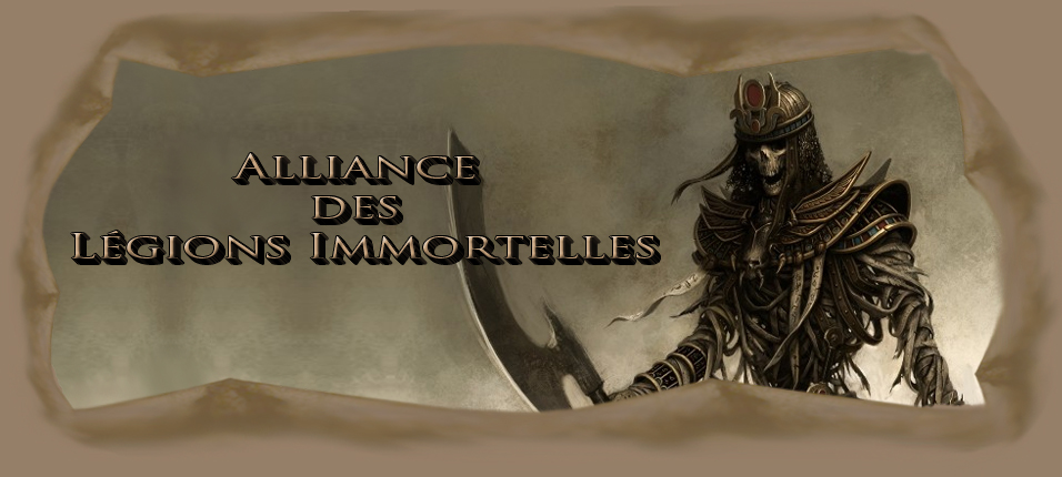 Alliance des L�gions immortelles