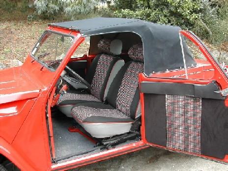 2cv cabriolet a vendre. Black Bedroom Furniture Sets. Home Design Ideas
