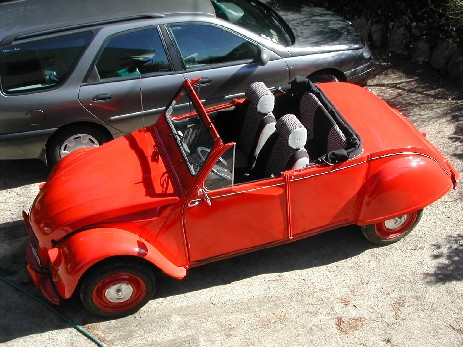 2cv cabriolet a vendre. Black Bedroom Furniture Sets. Home Design Ideas
