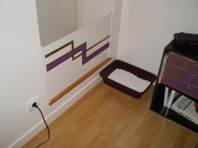 bloquer une porte. Black Bedroom Furniture Sets. Home Design Ideas