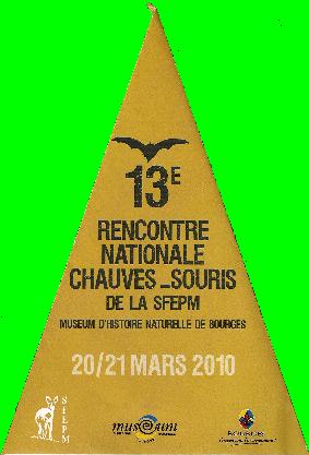 Bourges rencontres chauves-souris