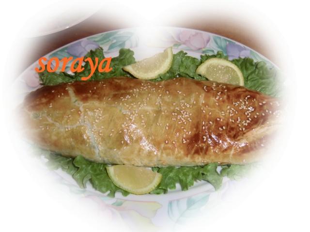 SAUMON AUX EPINARDS dans poissons saumon11