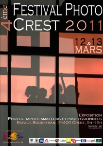 Festival photo Crest 2011, 4ème édition