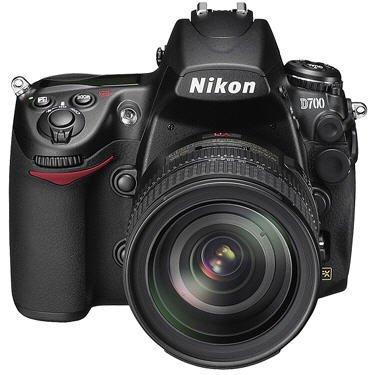 le Nikon D700