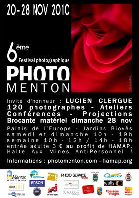 6ème Festival de la Photographie de Menton