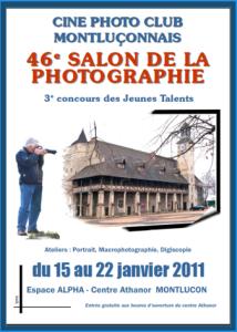Salon de la photographie 46ème édition