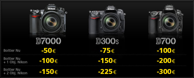 Réduction Nikon