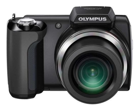 Olympus Traveller SP-610UZ