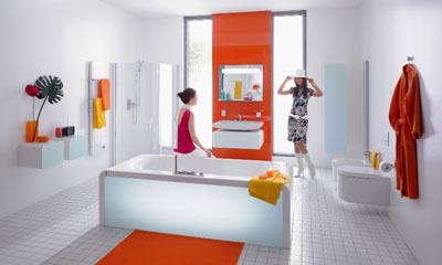 Conseil deco salle de bain pour enfants fille et gars - Temperature salle de bain pour bebe ...