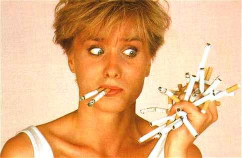 Si on peut rudement cesser de fumer si est enceinte