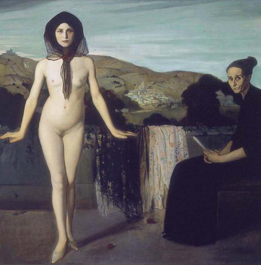 Angel Zarraga - Peintre dans Peinture bailar10