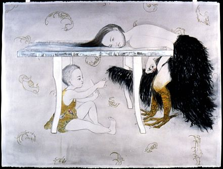 Fay Ku - Peintre dans Peinture faykub10