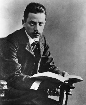 Rilke - Sans Domicile Fixe - Olympia Alberti - Extrait dans Littérature rainer10