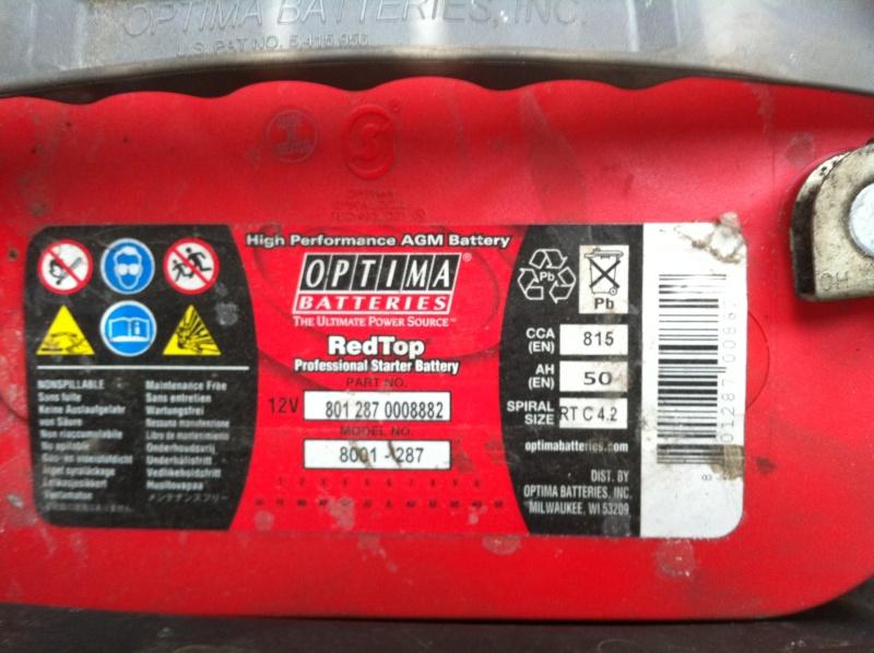 Batterie Chrysler Voyager 2 5 Td : caracteristiques batterie voyager crd 2002 ~ Gottalentnigeria.com Avis de Voitures