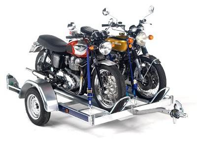 vds remorque moto 2 rails. Black Bedroom Furniture Sets. Home Design Ideas