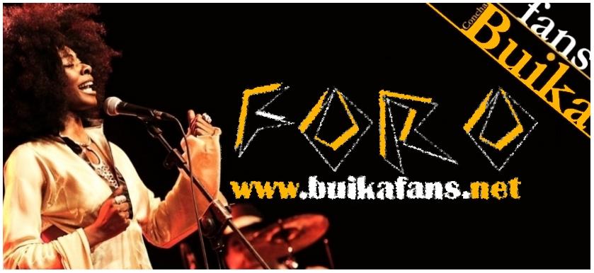 Foro oficial de la web fans de Concha Buika