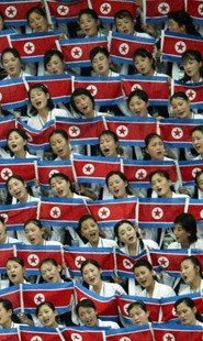 click here and sing along with the women of the DPRK