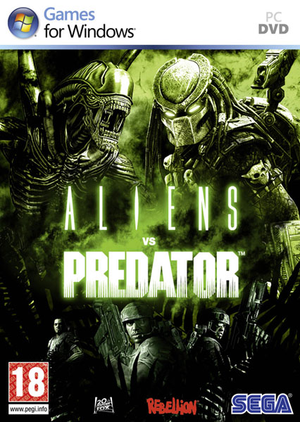 Alien Vs Depredador 2010 [PC] [Multi] [4DVD]