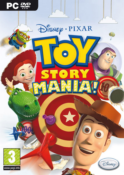 [HF|DF|MU|RS] Toy Story Mania