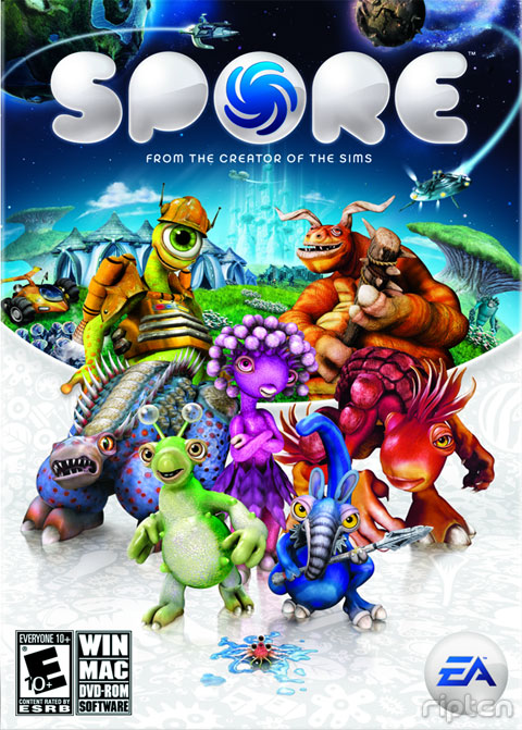 Spore + Spore Galactic Adventures [Full] [Multilenguaje]