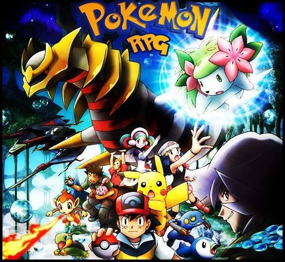 Pokemon Forever RPG Online!