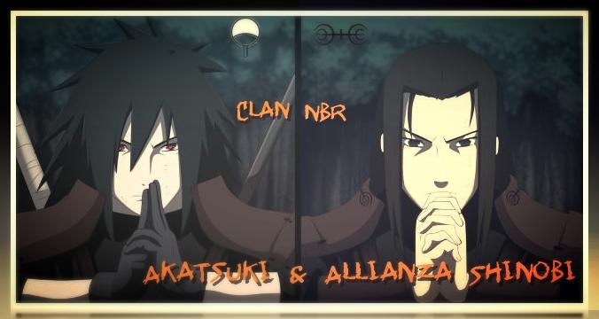 Clan Akatsuki & Alianza Shinobi,