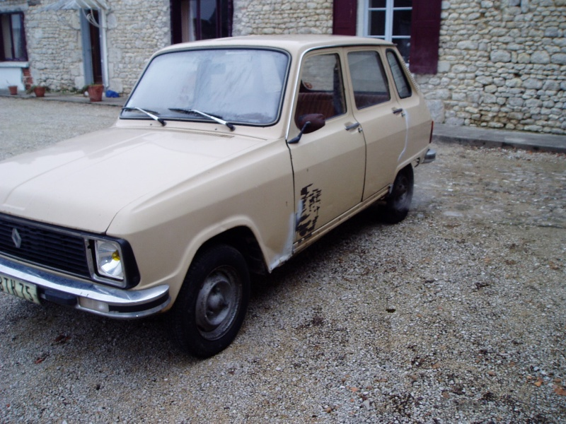 Vds 41 r6 1180 l de 1977 for Garage renault morsang sur orge