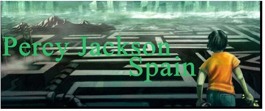 Percy Jackson Spain