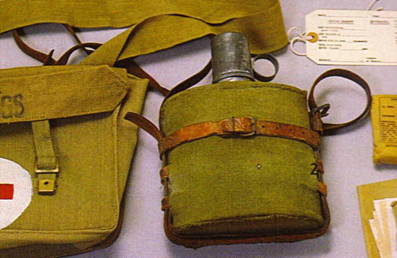 WWIIReenacting co uk Forums • View topic - RAMC - Medical bottle