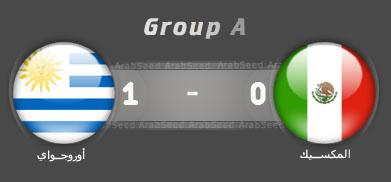 حصريا مباراة أوروجواي والمكسيك العالم 2010