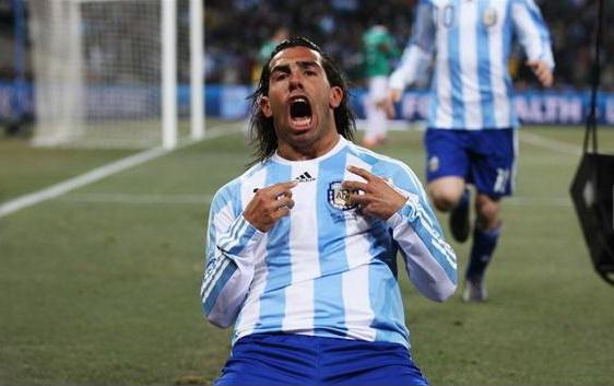 اهداف مباراة الارجنتين المكسيك