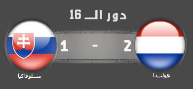 اهداف مباراة سلوفاكيا