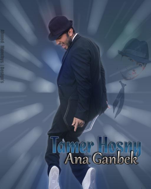 اغنية تامر حسني بحبك يا مصر بالكلمات الجديده
