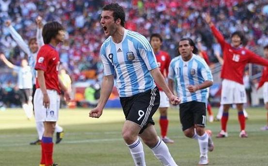 اهداف مباراة الارجنتين كوريا الجنوبية العالم 2010