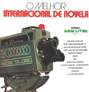 O Melhor Internacional De Novelas Globo 2006