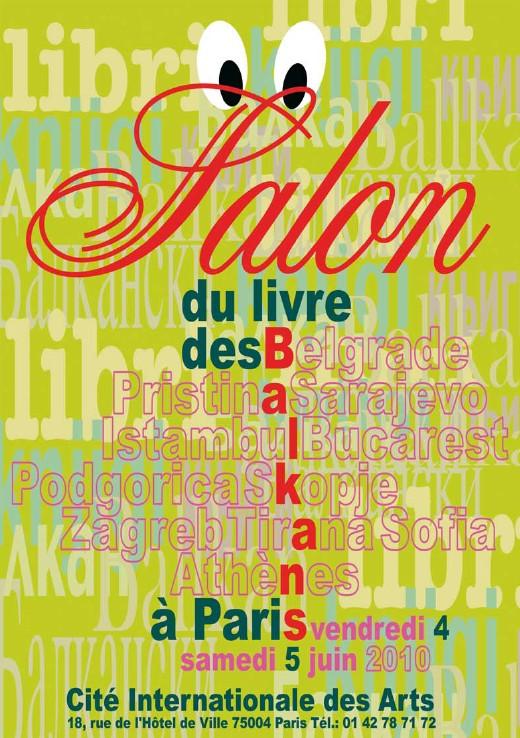 Salon du livre des balkans 75 - Salon du livre des balkans ...