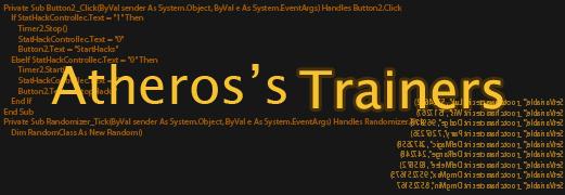 Atheros's Forum