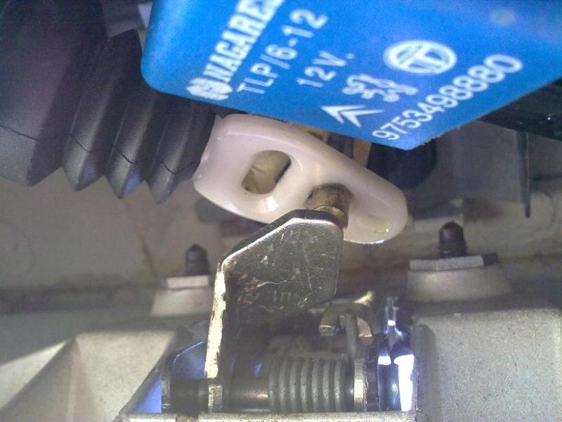 Zx 5 portes coffre cofre qui ne s 39 ouvre plus for Porte de garage basculante ne s ouvre plus