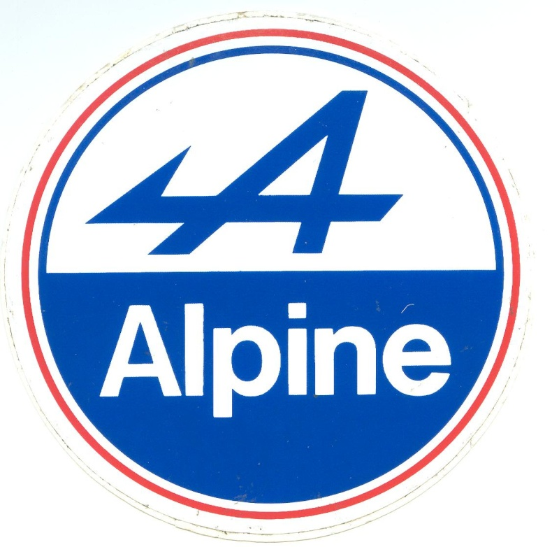 logo alpine far forum alpine renault. Black Bedroom Furniture Sets. Home Design Ideas