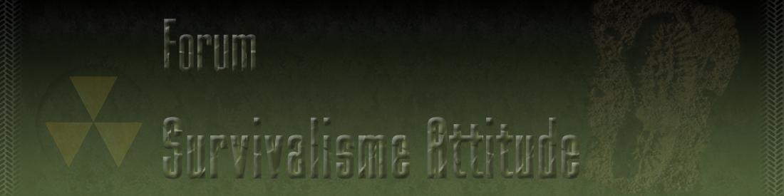 Survivalisme Attitude