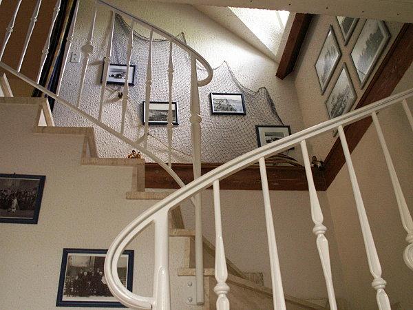 Des id es d co pour cage d 39 escalier palier et couloir for Deco cage escalier interieur