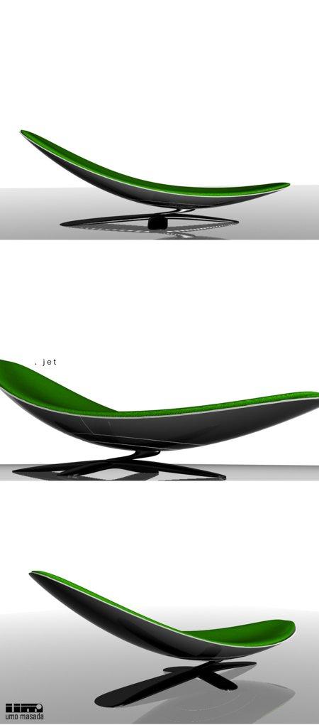 m ridienne jet by umo masada. Black Bedroom Furniture Sets. Home Design Ideas