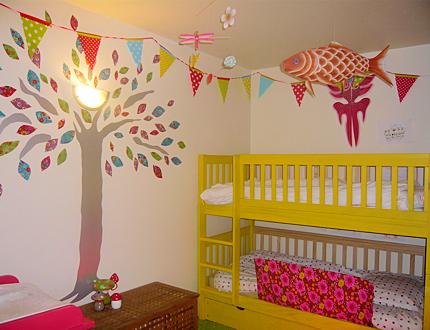 Chambres d 39 enfants page 2 for Deco chambre d enfants