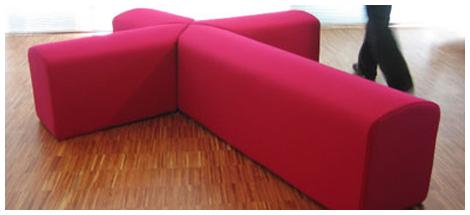 sofa banc by muilwijk. Black Bedroom Furniture Sets. Home Design Ideas