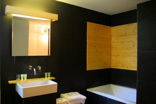 Relooking total sdb for Petite salle de bain japonaise